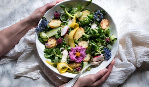 curso de cozinha vegetariana